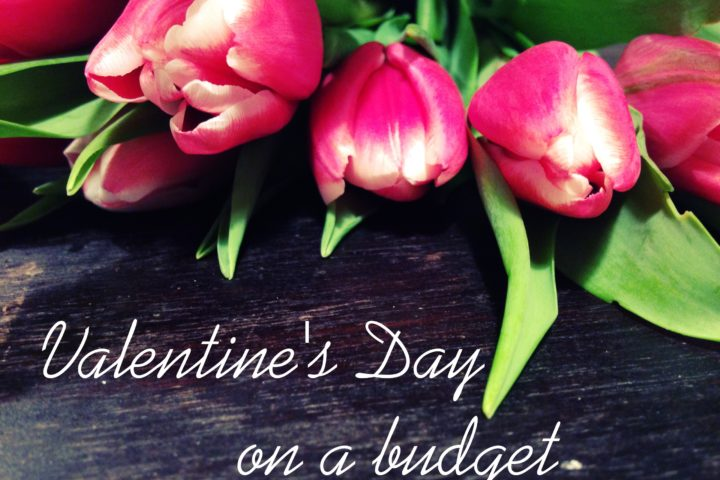 5 Low-Budget or No-Budget gift ideas for valentine's day by Habiba from CraftifyMyLove.com