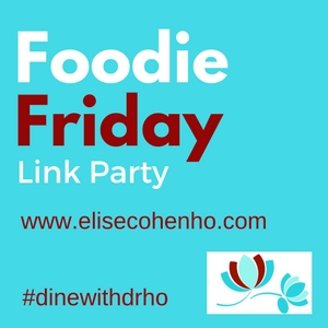Foodie Friday Link Party by elisecohenho.com