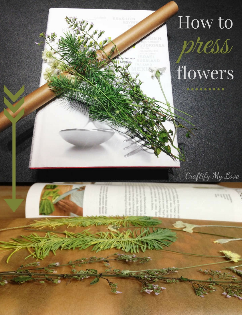 Learn how to press flowers the easy way with a book. Click now!