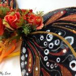 Schmetterlingskostüm für Fasching ganz einfach selber machen