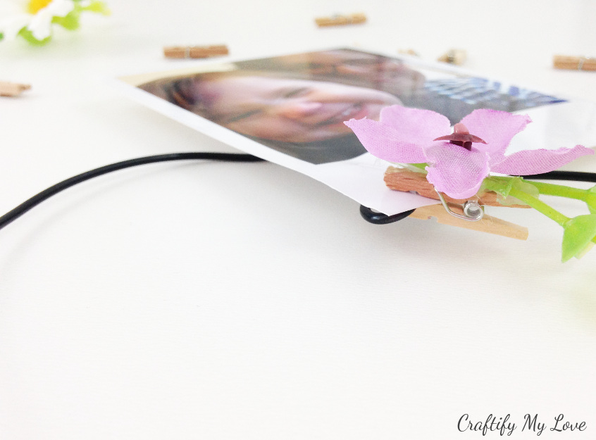DIY Decorative Flower Pegs for Memo Boards, Photo Frames, And Much ...