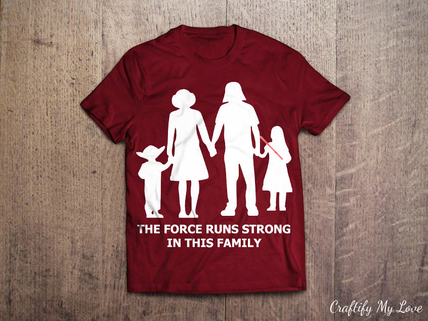 the-force-runs-strong-in-this-family-t-shirt-star-wars-V1-CML