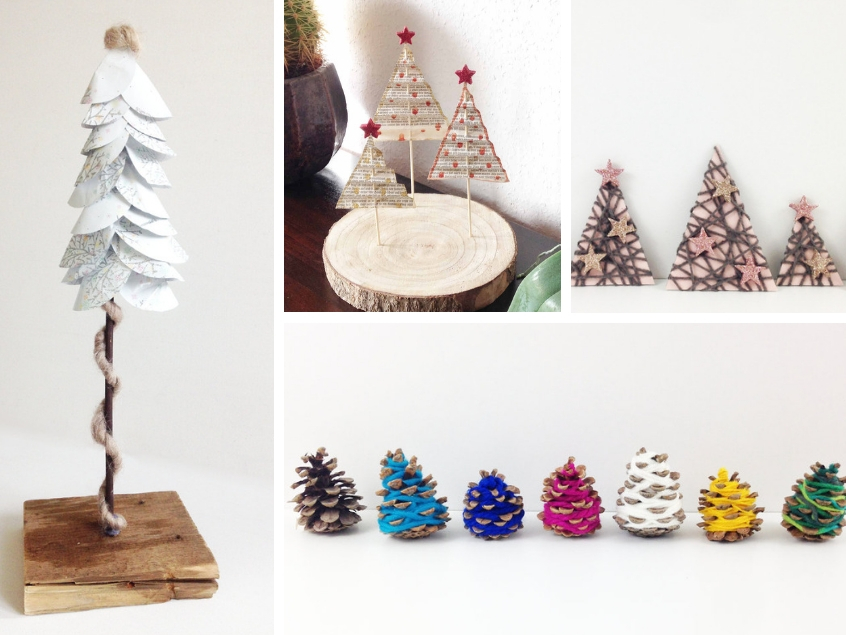 Christmas Tree Crafts Ideas