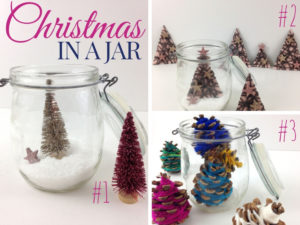 creative ideas to decorate your home for Christmas using recyclables or nature elements. Excellent for minimalists.