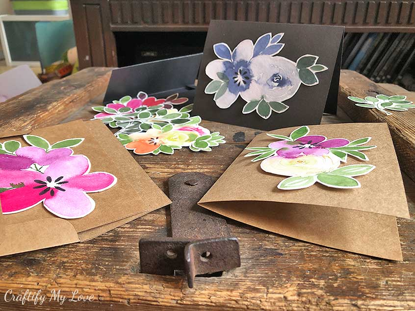 DIY floral card ideas simple watercolor cards made easy